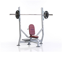 PPF-710 TUFF STUFF Olympic Military Bench