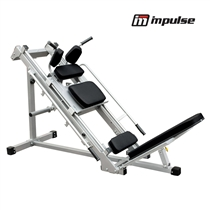 IF-LPHS IMPULSE FITNESS IF SERIES BEINPRESSE, HACKENSCHMIDT