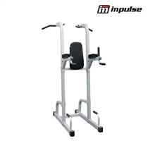 IF-PT IMPULSE FITNESS IF SERIES POWER TOWER (BEINHEBE-, DIP-, KLIMZUGSTATION)