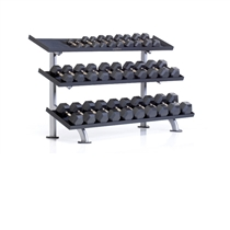 PPF-754T TUFF STUFF 3-Tier Tray Dumbbell Rack