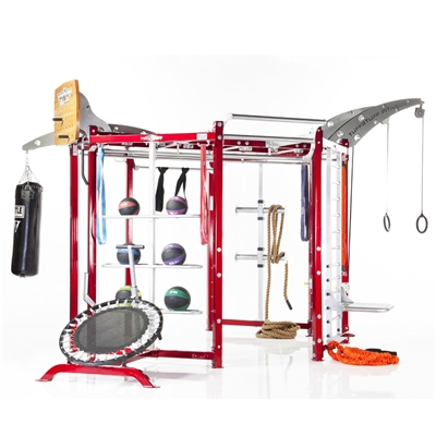 CT-8100E Elite Fitness Trainer